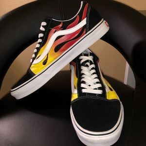 Vans Flame Old Skool.